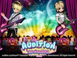 4.Game ini adalah game dance yang disana kamu dapat mencari Coupel, Game ini berjudul Ayodance.