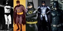 Perubahan Sosok Batman Dari Masa Ke Masa