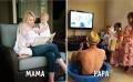 [15 FOTO] Beda Asuhan MAMA VS PAPA. Kamu Suka Diasuh yang SIAPA?