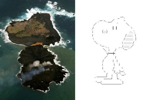 Pulau Snoopy Pulau ini memiliki kemiripan dengan tokoh kartun yaitu snoopy.