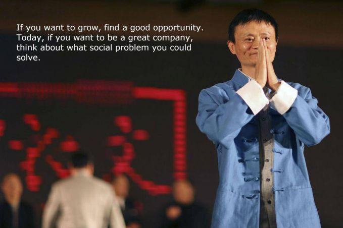 #8 Jika kamu ingin tumbuh, temukanlah kesempatan yang baik. Saat ini, jika kamu ingin menjadi perusahaan yang baik, pikirkanlah permasalahan sosial yang bisa kamu beri solusi. Untuk menjadi pengusaha itu dibutuhkan beberapa hal yaitu peka terhadap kebutuhan sosial dan bisa memberi solusinya.
