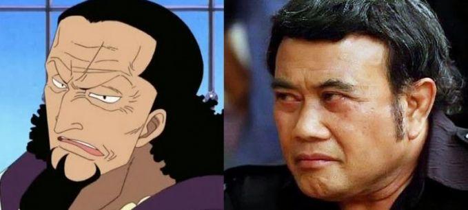 Ternyata Banyak Artis Indonesia yang Mirip Tokoh Kartun!