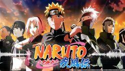10 Kombinasi Ilustrasi Tokoh Dalam Komik Naruto dan Berbagai Objek Nyata Menarik