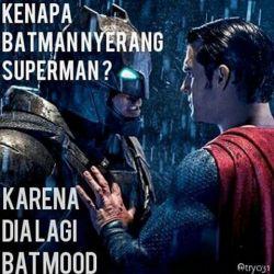 10 TANYA JAWAB Bersama BATMAN dan SUPERMAN