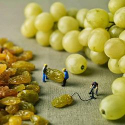 Awesome Art! Kreatif sekali!