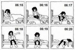 Hal-hal ini Cuma Dirasain Oleh Orang yang Susah Bangun Pagi, Kamu Termasuk Yang Mana ?