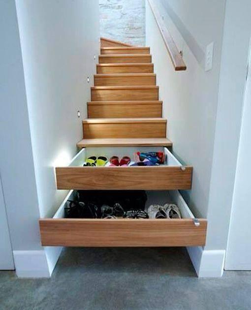 mending manfaatin ruang di tangga..