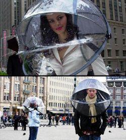 Payung-Payung Dengan Desain Paling Aneh dan Unik Luar Biasa!
