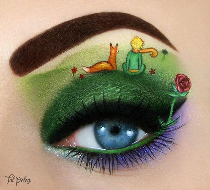 bagi yang suka baca novel, the Little Princes ini kelihatan lucu banget, ya?