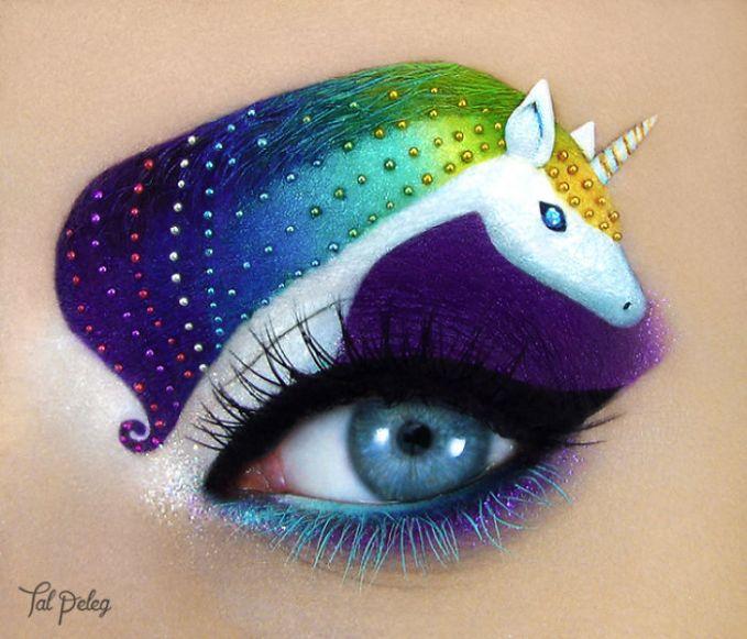 Unicorn bukan hanya khayalan. kamu bisa mewujudkannya dalam kedipan mata. KEREN !