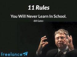 11 Pelajaran Penting dari BILL GATES, Orang TERKAYA di DUNIA