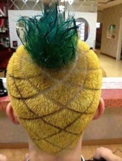 Design gaya rambut paling Gokil sedunia!