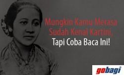 """""""Kenal Raden Ajeng Kartini?"""""""