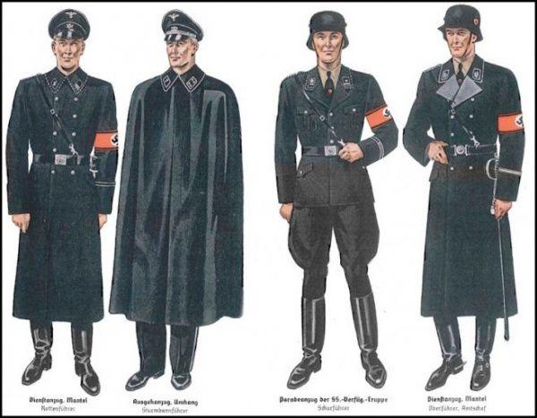 Hugo Boss Merk baju terkenal yang juga memproduksi parfum ini dulunya memulai produksi pertamanya yaitu seragam untuk Partai Nazi.