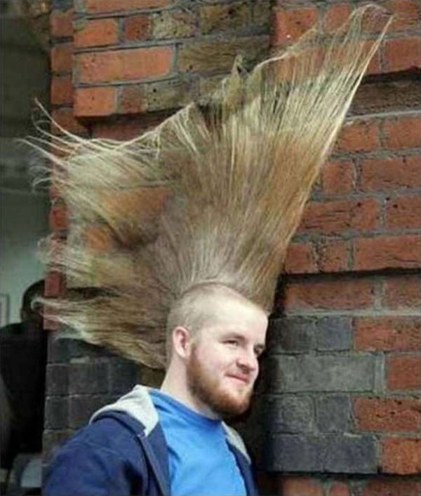punya rambut panjang indah menawan tapi tipis luar biasa? gaya rambut layarkapal kek gini pasti cocok banget