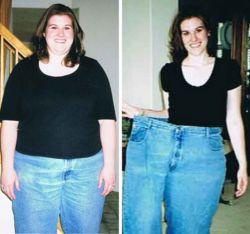 Perubahan Drastis Para Wanita Sebelum Dan Sesudah Melakukan Diet Sehat, WOW!