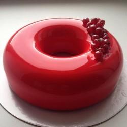 Siap-Siap Takjub! Ini Kue Ulang Tahun Berkilau Seperti Kaca Yang Lagi Hits!