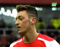 Mesut Ozil Haircut Name