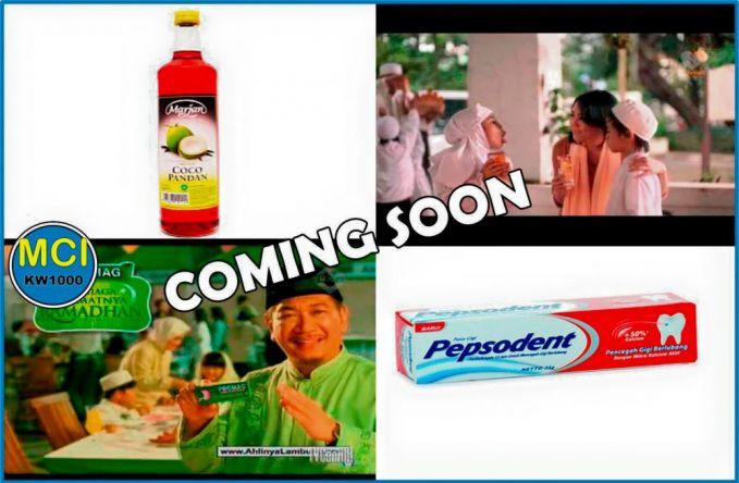 Saat bulan Ramadhan kalian akan melihat iklan-iklan bertema Ramadhan di TV. Mulai dari iklan sirup, obat maag sampai pasta gigi anti bau mulut saat puasa.
