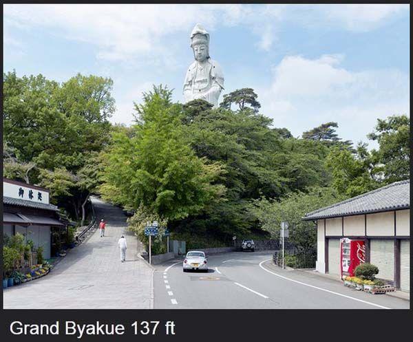 jepang lagi! dikenal dengan penganut agama shinto yang menghormati patung dewa..