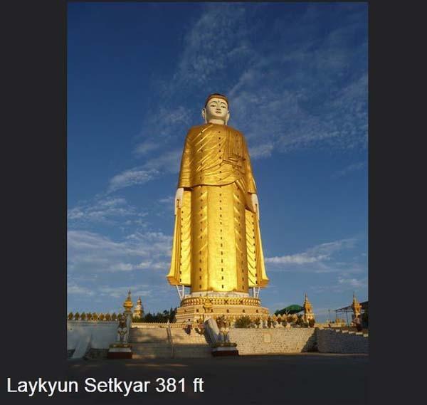 budha adalah salah satu agama yang memiliki banyak patung yang sangat menakjubkan