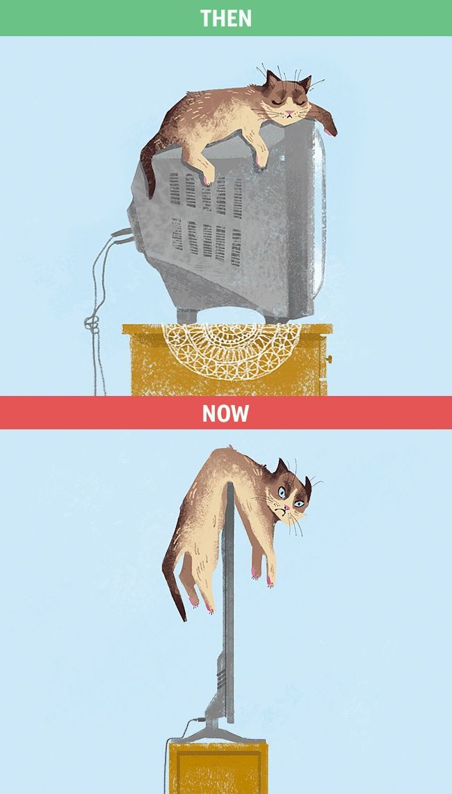 Dulu vs Sekarang : 10 Gambar yang Menunjukkan Bagaimana Waktu Telah Berubah