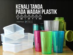 Kenali 7 Tanda Segitiga Pada Wadah Plastik Ini..Penting!