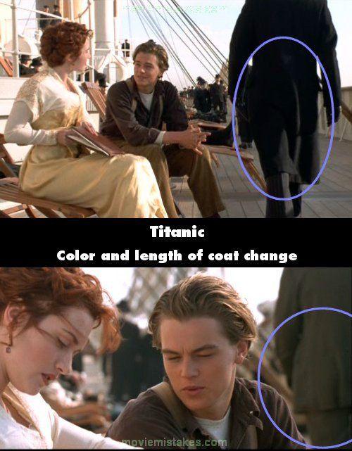 Warna Jas orang yang lewat di depan Rose & Jack ini beda warna