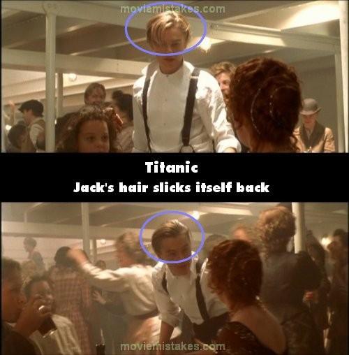 TUh perhatikan rambut jack deh, beda hahaha