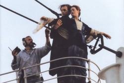 20 FOTO dibalik Proses Pembuatan Film Titanic, Keren Banget!