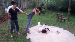 Dibalik Romantisnya Foto PREWED, Ternyata Prosesnya LUCU juga !