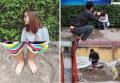 Dibalik Foto Keren di Sosmed, Ternyata Proses Ambil Fotonya KOCAK !