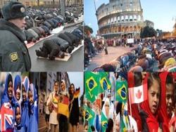 10 Negara ini memiliki Tradisi Unik saat Merayakan LEBARAN