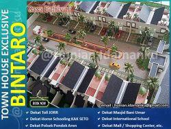 WoooW...! Casa Bellevue Residence, Rumah Keren Nih...! Dekat Tol dan Pusat Bisnis Bintaro
