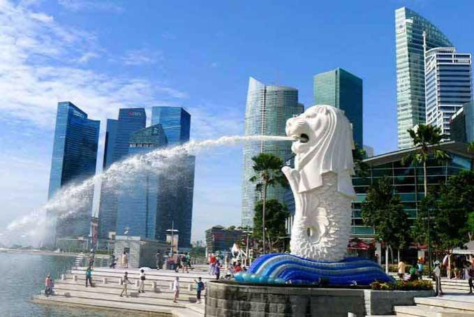 4. Singapura Singapura adalah salah satu negara di Asia yang ketat dengan aturan merokok. Harga rokok yang dijual di Singapura, mencapai Rp 73.000 per bungkus. Mahal banget ya..
