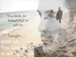 Arti Lagu Beautiful In White - recommended untuk lagu wedding!