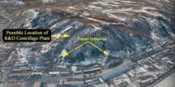 Korea Utara sembunyikan lokasi pembuatan senjata nuklir di gunung