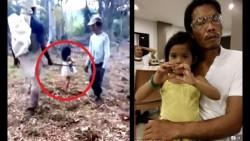 Menuntun dan mengantar bekerja sang ayah yang buta, kini bocah 5 tahun memberi kehidupan lebih baik bagi ayahnya