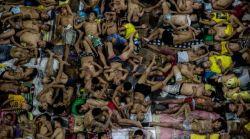 Menengok Sisi Gelap Kehidupan Narapidana Penghuni Lapas Horor Quezon City Filipina