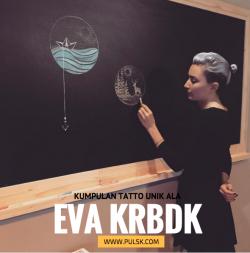 Kumpulan Tatto Karya Eva Krbdk Meskipun Bentuknya Kecil & Minimalis Tapi Tetep Keren