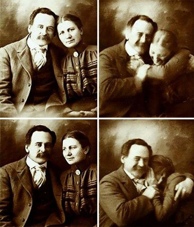 Ini ceritanya behind the scene pembuatan foto hitam putih pasangan jaman dulu. Ternyata nggak selamanya sukses Pulsker, lihat deh pasangan ini, walaupun jadinya foto serius, prosesnya penuh dengan gelak tawa.