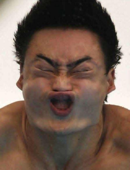 Kai Qin dari China. - awas jangan merem bang :))