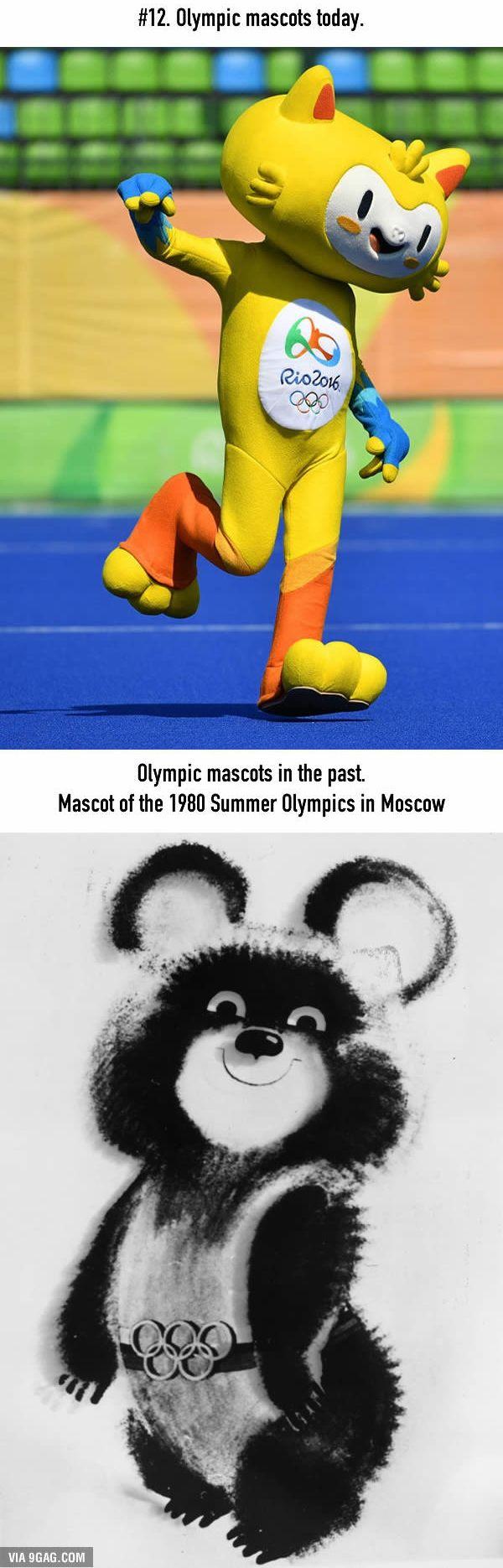 Maskot Olimpiade Maksot Olimpiade Rio 2016 kali ini mirip kucing ya Pulsker. Maskot ini biasanya muncul di pembukaan Olimpiade. Kalau olimpiade dulu hanya beruba gambar ternyata. Perubahannya banyak banget ya Pulsker, jangan lupa share ke temen kamu yang lain yaa.