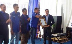 PENYERAHAN SERTIFIKAT ISO 9001: 2015 PT. HALIM MITRA DIRGANTARA - WQA