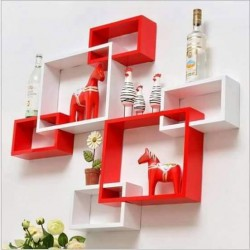 Nih...Desain Rak Dinding Yang Oke Punya Untuk Ruangan Pulsker