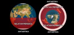 Benarkah Antartika adalah Tembok Es ?