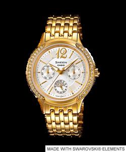 Jam Tangan Wanita Warna Gold