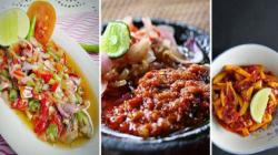 10 Jenis sambal yang cuma ada di Indonesia