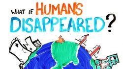 Ini lah yang terjadi jika manusia punah