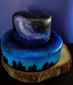 Keren! Kue-kue Ini Bikin Pulsker Seperti Memakan Galaksi!